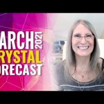 Crystal Reading 💎 Your March 2021 Crystal Message (Numerology, Tarot & Color Reading)