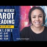 Your Personalized Weekly Tarot Reading 🃏🔮 22-28 MARCH, 2021