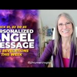 Your Personalized Angel Message - Uncover Your Grand Revelations Now