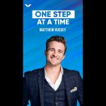 A Small Step To Become Your Loved One's Strength   Matthew Hussey #Shorts