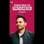 How Pain Can Boost Your Personal Growth | Jay Shetty  #Shorts