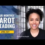 Your April 2021 Tarot Reading With Vannessa From Beyond Your Sun Sign
