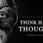 Think Happy Thoughts - An Uplifting Poem for When You Need it Most