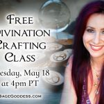 Free Class: Divination Crafting with Athena