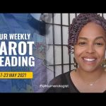 Your Personalized Weekly Tarot Reading 🃏🔮 17-23 MAY, 2021