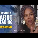 Your Personalized Weekly Tarot Reading 🃏🔮 24-30 MAY, 2021