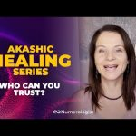 This Akashic Crystal Healing Shows You Who You Can Trust  | Meditation