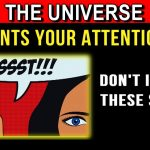 Signs from the Universe - 8 Powerful Ways the Universe Communicates with You! (Law of Attraction)