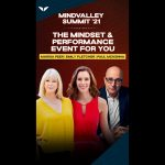 It's Time To Level Up: Join Mindvalley Summit For Free. #Shorts