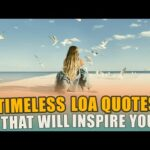Unlock Your Full Power Of Manifestation With These 10 LOA Quotes - Law of Attraction - Mind Movies