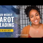 Your Personalized Weekly Tarot Reading 🃏🔮 12-19 JULY, 2021