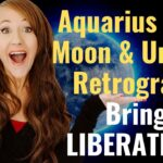 Once in a BLUE MOON! Double Full Moon in Aquarius SETS US FREE!