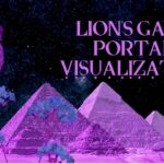 Lion's Gate Portal Law of Attraction Visualization