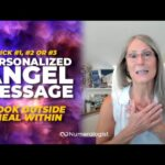 Personal Angel Message: Time To Slow Down & Regroup (Pick #1, #2 or #3)