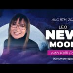New Moon in Leo Forecast (August 8th, 2021) With Kelli Fox (Astrology.TV)