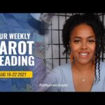 Your Personalized Weekly Tarot Reading 🃏🔮 16-22 AUG, 2021