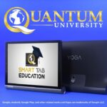Introducing 'Smart Tab Education' by Quantum University!
