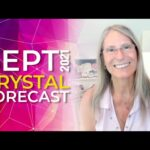 September Crystal Message: Pick A Crystal To Make Space For The Blessings Coming Your Way