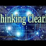 Thinking Clearly | Isochronic | Subliminal Affirmations| Clarity